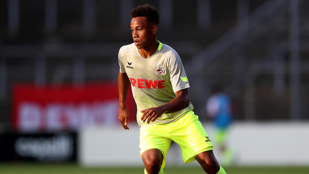 Wechselt Nikolas Nartey vom 1. FC Köln zum 1. FC Kaiserslautern?