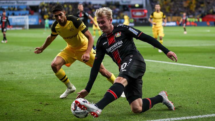 Julian Brandt spielt in der nächsten Saison für den BVB