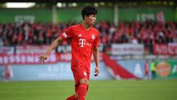 Woo-Yeong Jeong steht beim FC Bayern vor dem Abschied