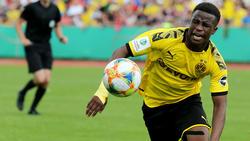 Youssoufa Moukoko gilt als größtes Talent im BVB-Nachwuchs