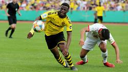 Youssoufa Moukoko spielt für die U19 des BVB