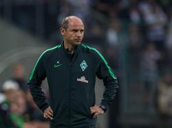 Viktor Skripnik könnte beim SVW als Jugend-Coach arbeiten