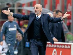 Inter Mailand feuert Trainer Stefano Pioli