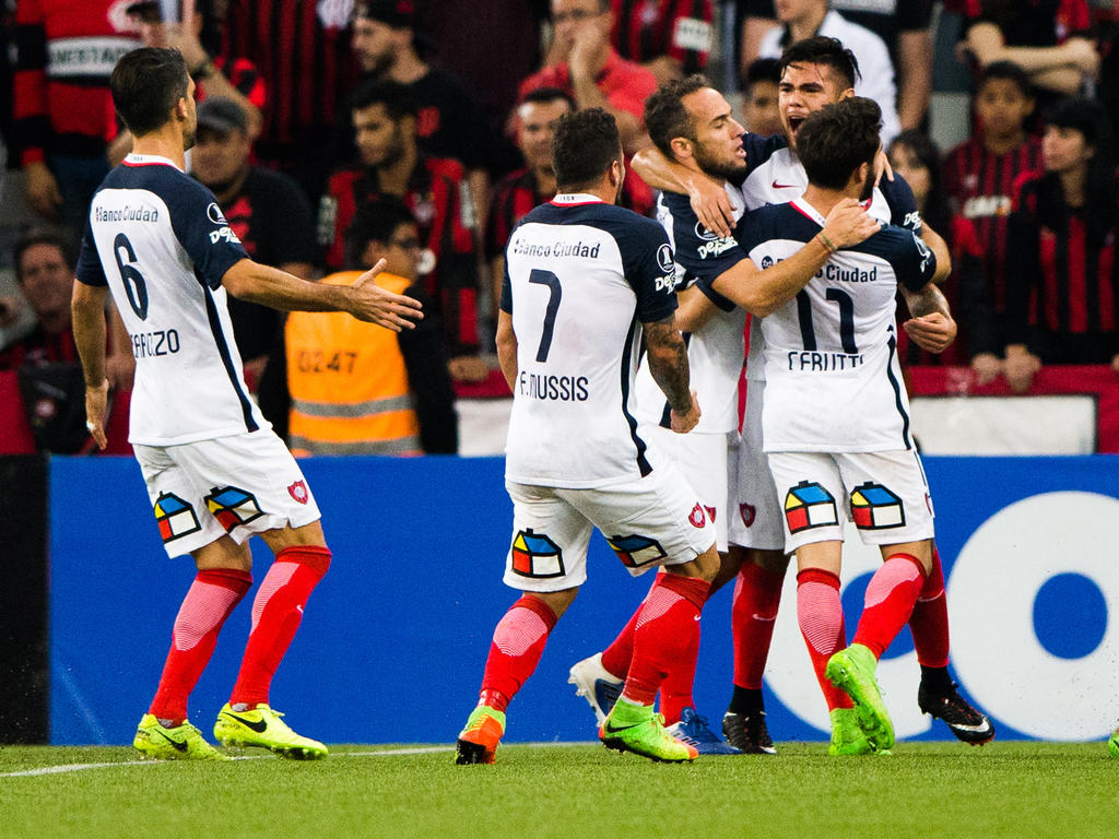 San Lorenzo suma 12 unidades en la Superliga argentina. (Foto: Getty)