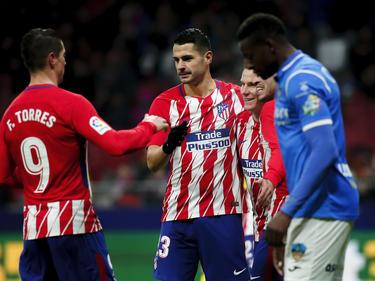 Vitolo se estrenó como goleador con su nuevo equipo. (Foto: Getty)