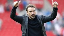 Trifft gleich zu Beginn der neuen Saison auf Jürgen Klopp: Norwich-Coach Daniel Farke