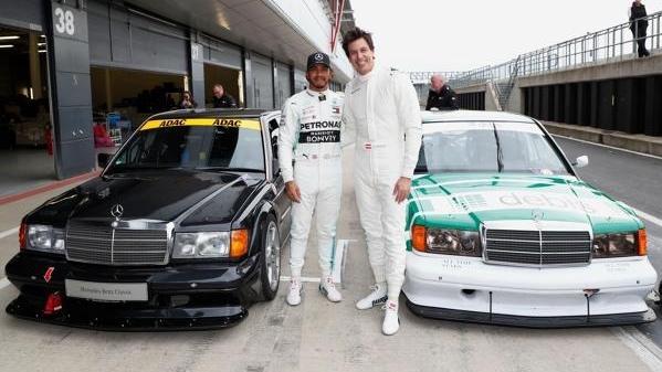 Kein Vorbild für die Formel 1 von morgen: Der Mercedes 190 E Evo II DTM