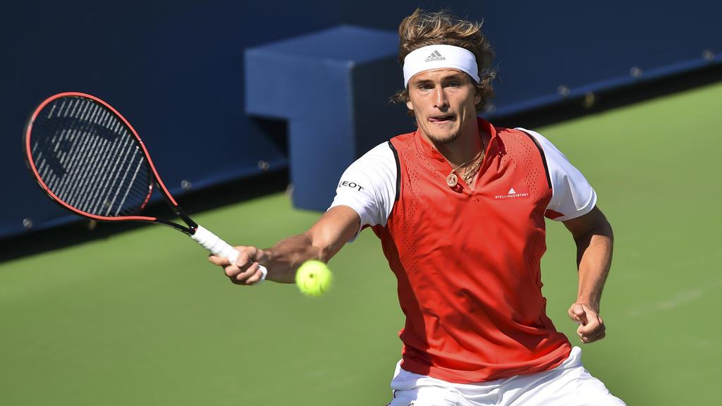 Alexander Zverev bleibt stabil in der ATP-Weltrangliste