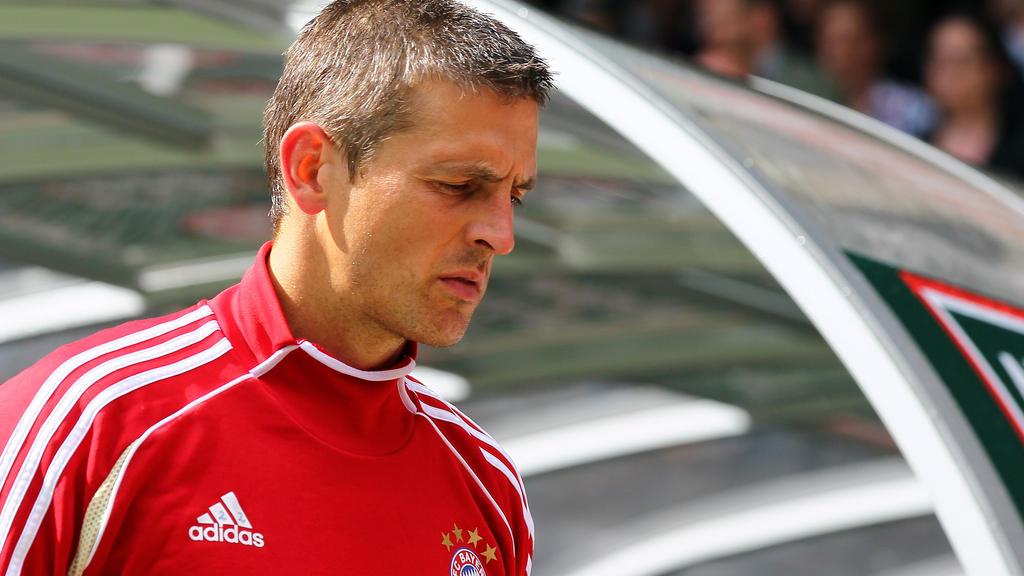 Jörg Butt hat seine Karriere beim FC Bayern beendet
