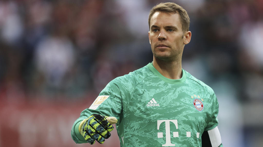 Manuel Neuer spielt seit 2011 beim FC Bayern