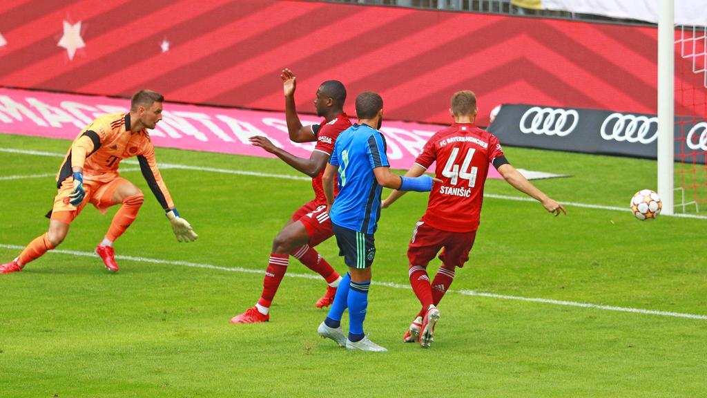 Ajax kommt durch Labyad zum 1:0