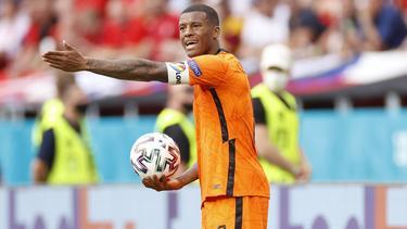 Hat seinen Vertrag beim FC Liverpool nicht verlängert: Georginio Wijnaldum