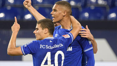 Schalkes Can Bozdogan (l.) soll Spielpraxis sammeln