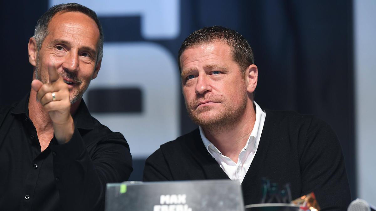 Adi Hütter und Max Eberl haben auf dem Transfermarkt zugeschlagen