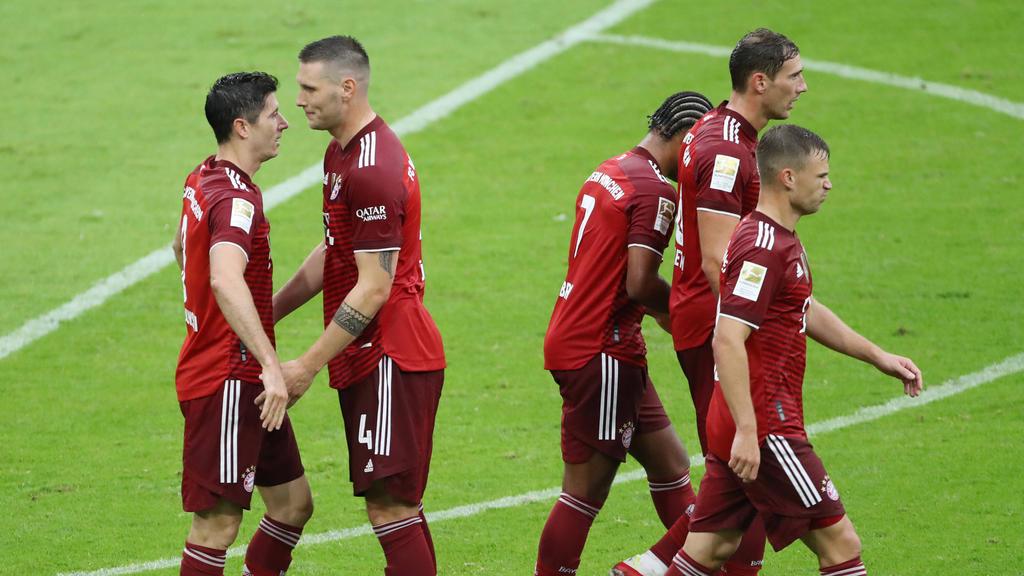 Einige Vertrags-Baustellen beim FC Bayern