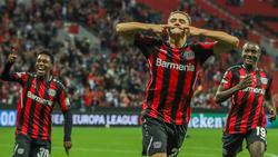 Florian Wirtz führte Bayer Leverkusen zum Sieg