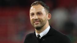 Domenico Tedesco hat sich nach seinem Aus beim FC Schalke wieder hochgearbeitet