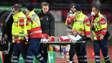 Tim Leibold wird dem HSV lange fehlen