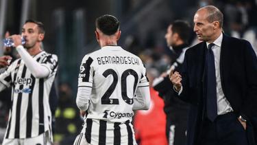 Juventus Turin unterliegt Sassuolo Calcio mit 1:2