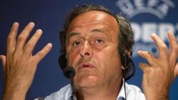 Kehrt nach dem Ende seiner Sperre in den Fußball zurück: Michel Platini