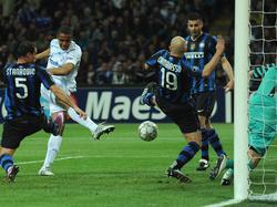 Matip trifft gegen Inter Mailand