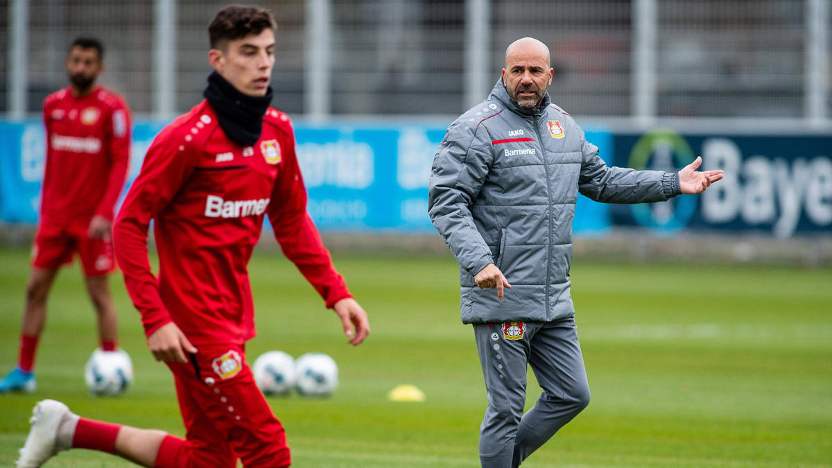 Bayer will den EL-Titel holen - mit Kai Havertz