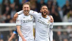 Die Spieler von Leeds United könnten schon bald wieder auf dem Rasen stehen