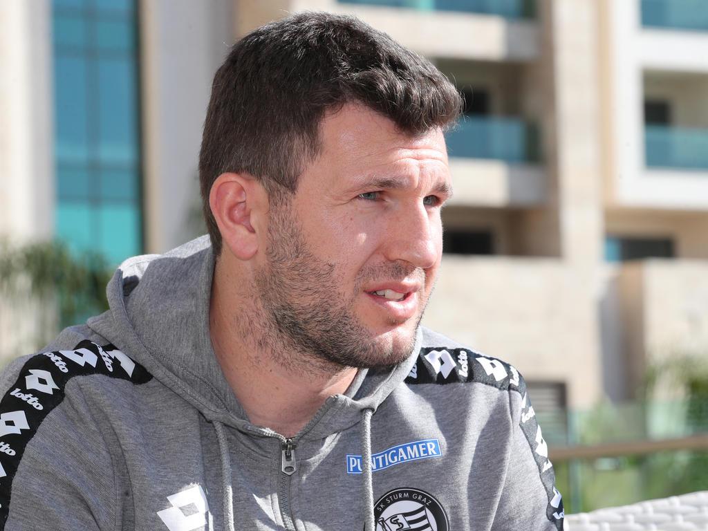 Andreas Schicker soll bald bei Sturm für die sportlichen Geschicke verantwortlich sein