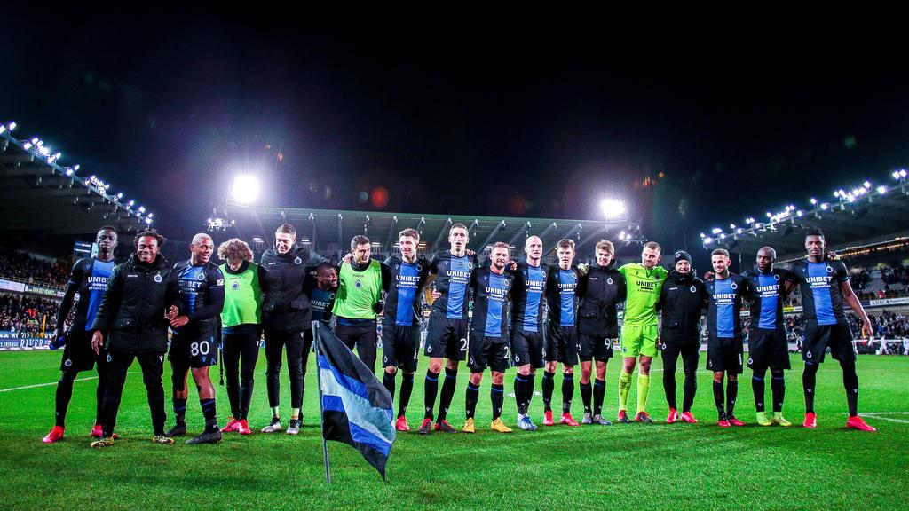 Eerste Klasse A News Club Brugge Champions Of Belgium After Season Abandoned