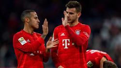Thiago könnte den FC Bayern verlassen, Hernández soll bleiben