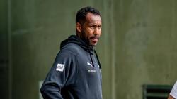 Daniel Thioune ist der neue Trainer des Hamburger SV