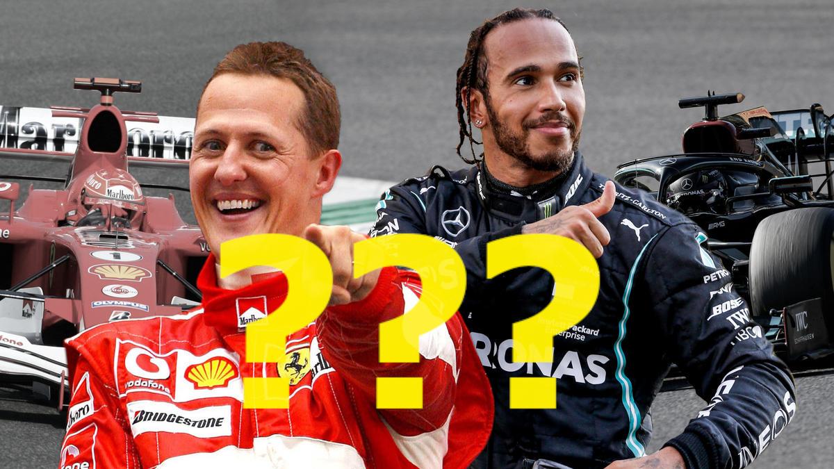 Wie gut kennst Du die beiden Formel-1-Legenden