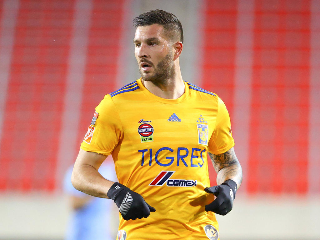 André-Pierre Gignac sigue siendo un goleador excepcional.