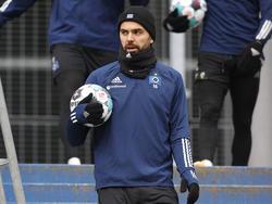 Lukas Hinterseer steht vor dem Abgang beim Hamburger SV