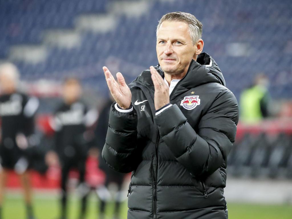 Stephan Reiter bleibt dem FC Red Bull Salzburg treu