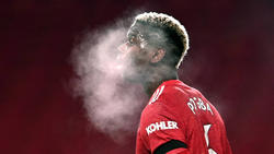 """Zuletzt Matchwinner und """"endlich"""" Anführer: Paul Pogba von Manchester United"""