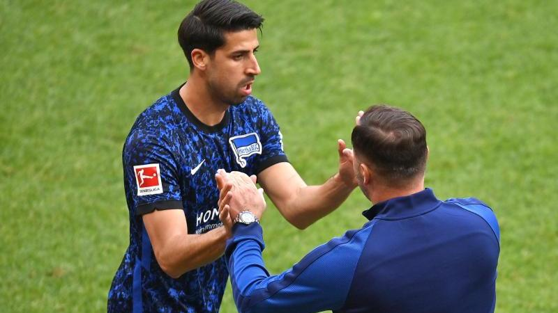 Hertha BSC muss eine Aufholjagd starten