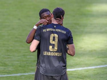 David Alaba verlässt die Bayern, Robert Lewandowski holt den Torrekord