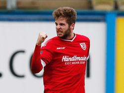 Marco Königs spielt nächste Saison für Fortuna Köln
