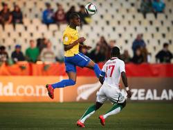 U20-WM: Alef vs. Roger Gomis