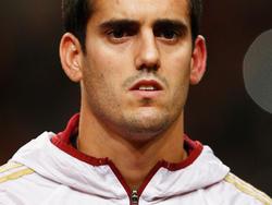 Juanmi bei seinem Debüt für die spanische Nationalmannschaft