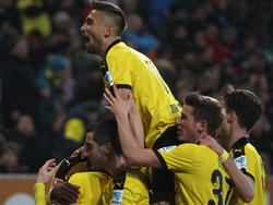 Jubelt Moritz Leitner bald für Lazio Rom?