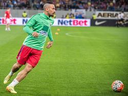 Zuletzt spielte der ehemalige VfB-Profi in Rumänien