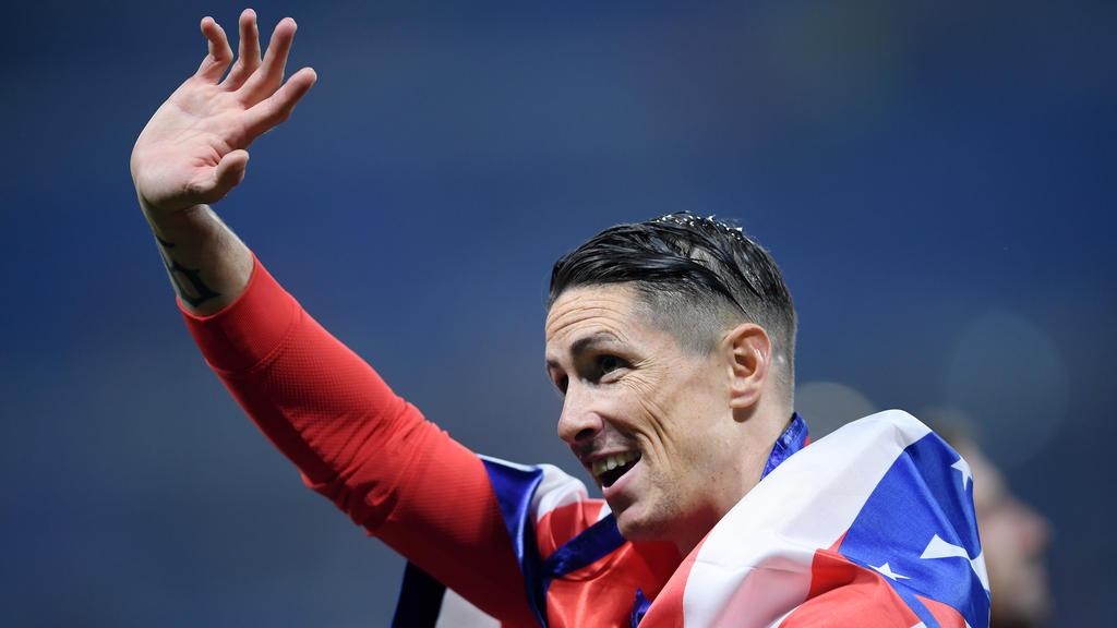 Fernando Torres schließt sich Sagan Tosu in Japan an