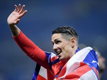 Torres se marcha como un gran símbolo colchonero. (Foto: Getty)