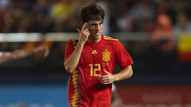 Álvaro Odriozola spielt künftig im Trikot von Real Madrid