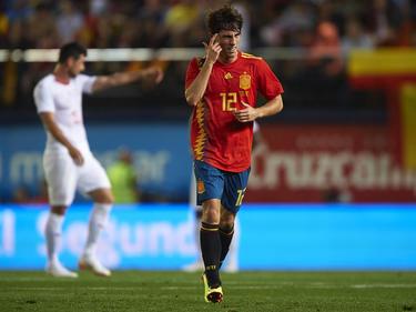 Odriozola es internacional absoluto con España y una gran promesa. (Foto: Getty)