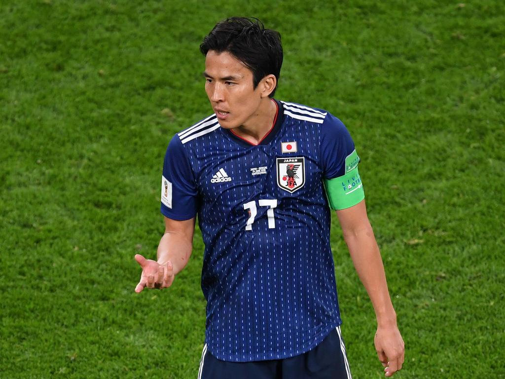 Makoto Hasebe will auch im Gruppenfinale gegen Polen auf Sieg spielen