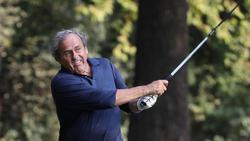 Michel Platini ist noch immer verbittert