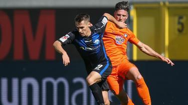 Der SC Paderborn fährt den nächsten Heimsieg ein